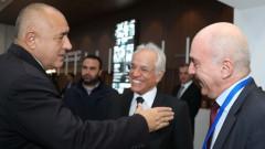 Борисов иска ЖП връзка Солун-Кавала-Александруполис-Бургас-Варна-Русе