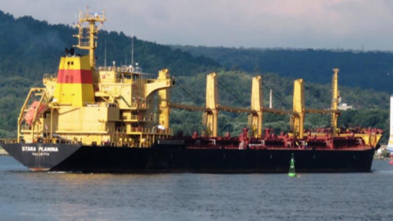 Двама български моряци са загинали при буря в Норвежко море
