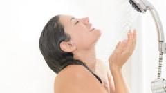Коя част от тялото не бива да мием под душа