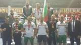 4 златни, 2 сребърни и 1 бронзов медал за България от Европейското първенство по муай тай