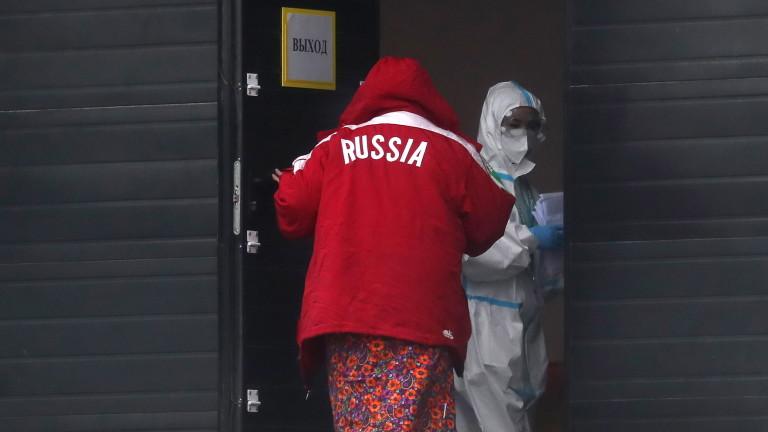 Вече над 65 000 починали от COVID-19 в Русия