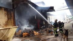 Бездомник подпали къща и едва не загина