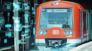Германия представи първия в света напълно автоматизиран влак