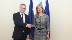 Председателството, Брекзит и други въпроси обсъдиха Захариева и Йепе Транхолм-Микелсен