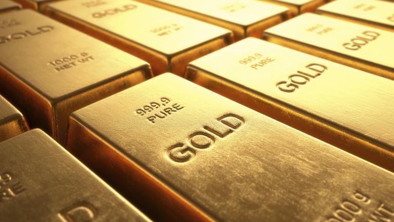 Инвеститорите търсят спасение в златото