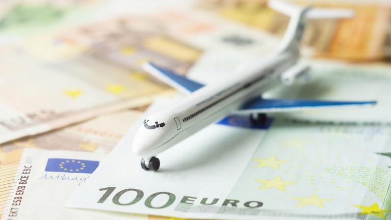 Германия иска по-скъпи самолетни билети, за да се бори със замърсяването