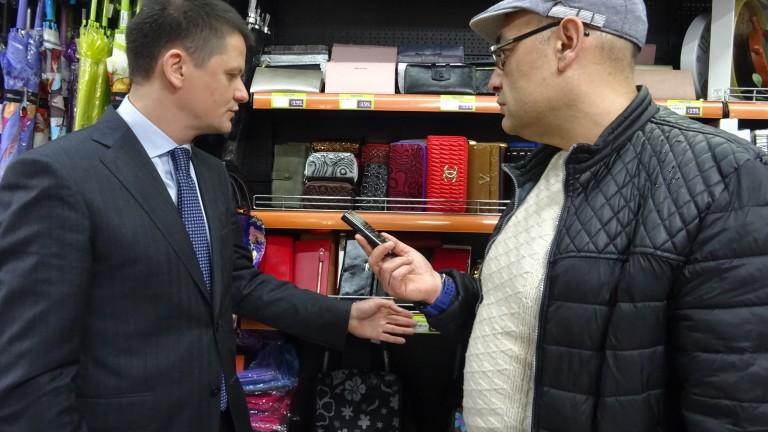 Председателят на Комисията за защита на потребителите Димитър Маргаритов препоръчва