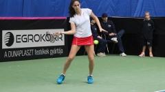 Изабелла Шиникова на четвъртфинал в Амиен