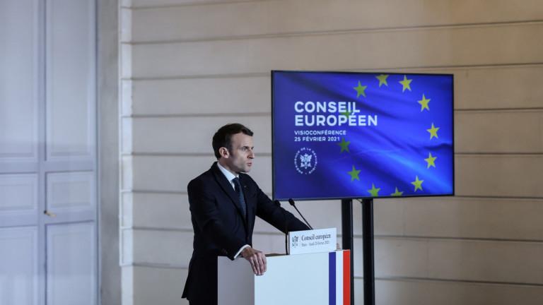Евролидерите се съгласиха, че Общността трябва да поеме по-голяма отговорност