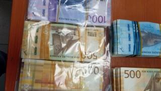 Обвиняват турчин, пренасял недекларирани норвежки крони