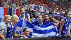 Дамите на Белгия и Гърция за първи път на полуфинал на Евробаскет
