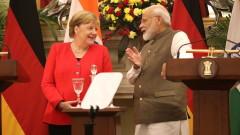 Германия и Индия засилват стратегическото партньорство
