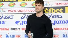 Играчът на кръга Юрген Матей: ЦСКА е голям като Аякс