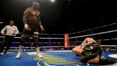 Дилиън Уайт: Смешен мач за Тайсън Фюри, пореден такъв...