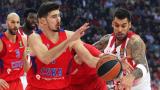ЦСКА (Москва) продължава без загуба в Евролигата