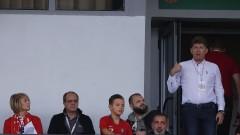 Стойчо Стоилов: ЦСКА игра слабо, отстъпваме на Левски и Лудогорец
