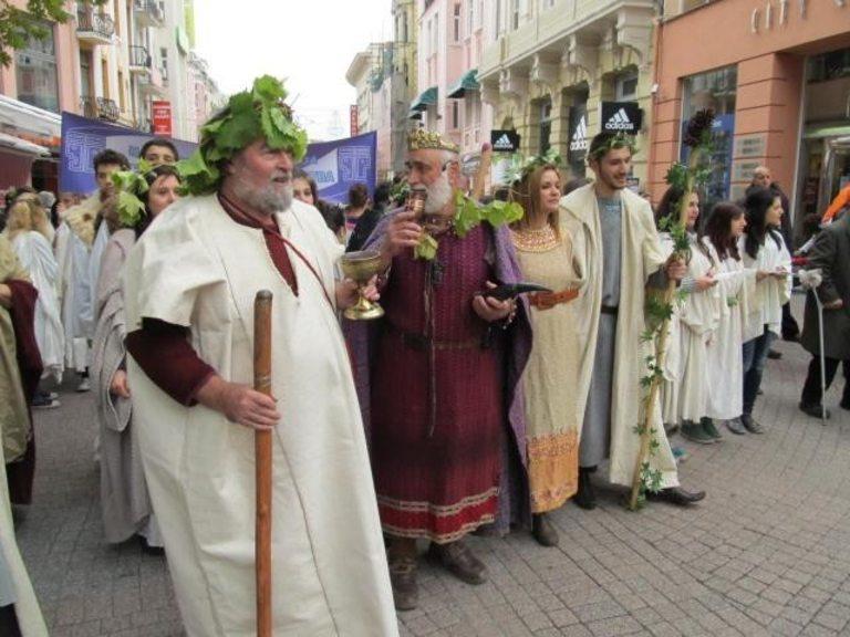 Пловдив обича виното, ние също
