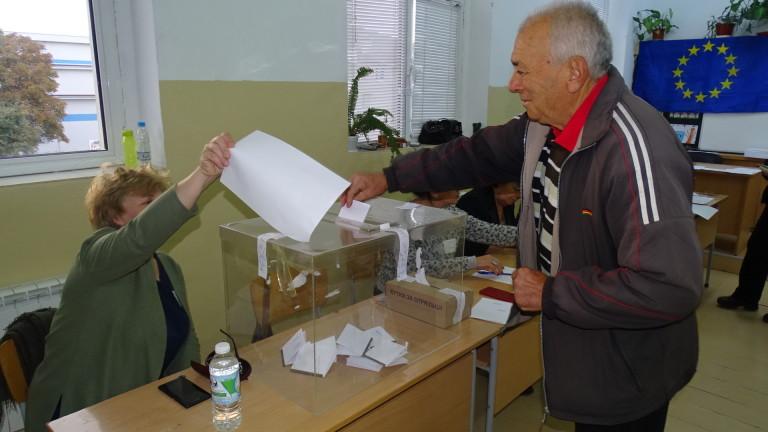 Поголовна подмяна на членове на СИК в Благоевград и Сандански