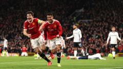 """Нова драма на """"Олд Трафорд"""": Юнайтед обърна Аталанта от 0:2 до 3:2"""