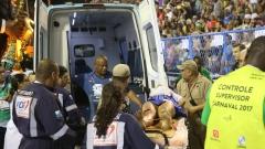 32-ма пострадали при инциденти с паднали платформи на карнавала в Рио