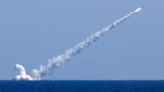 "Три крилати ракети от подводницата ""Велики Новгород"" удариха обекти на ИДИЛ"