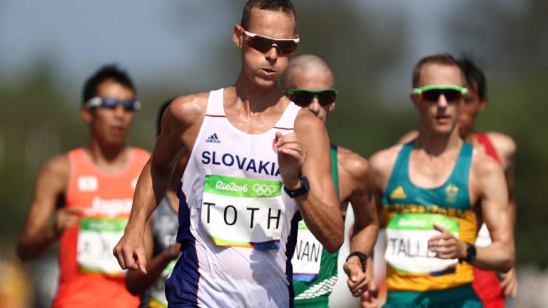 Олимпийският шампион Матей Тот оневинен за допинг