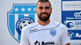Георги Георгиев попадна в групата на Черно море за гостуването на Славия