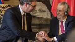 Президентът на Чехия се извини на Сърбия за бомбардировките на НАТО през 1999 г.