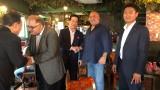 Високопоставена среща в чест на олимпийското ни таекуондо в Корея