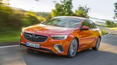 Тест Драйв: Opel Insignia GSi