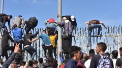 """Европа """"няма да бъде сплашена"""" след наплива на мигранти в Сеута"""