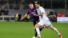 Милан продължава преговорите за ас на Фиорентина