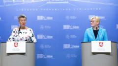 ЕС праща милиони евро помощ на Литва срещу мигрантския натиск от Беларус