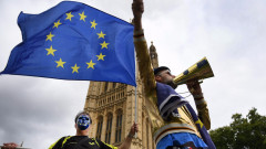 """Великобритания може да изгуби пазар с приходи от $79 милиарда след """"Брекзит"""""""