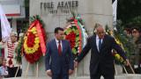 Борисов усеща позитивен резултат от Договора с Македония