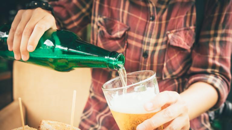 Как да наливаме бира правилно
