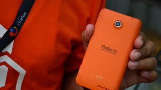 Mozilla слага край на смартфоните с Firefox OS