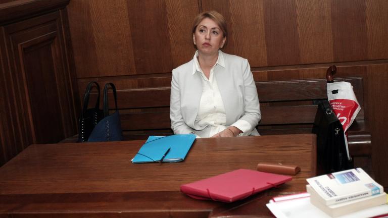 Съдия Владимира Янева с потвърдена условна присъда и с глоба