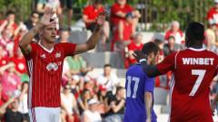 Още един чужденец от ЦСКА става българин