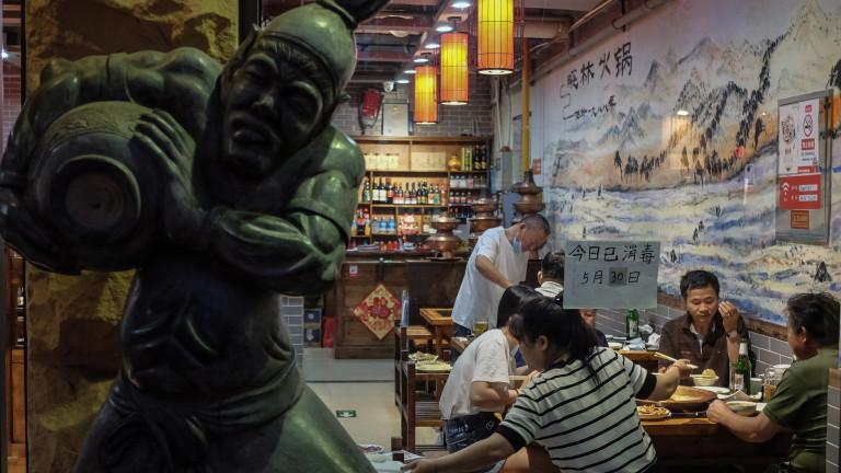 Световната здравна организация - СЗО е разочарована от Китай заради