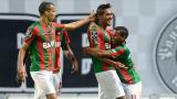 Чиликов гледа бразилски голаджия за Левски