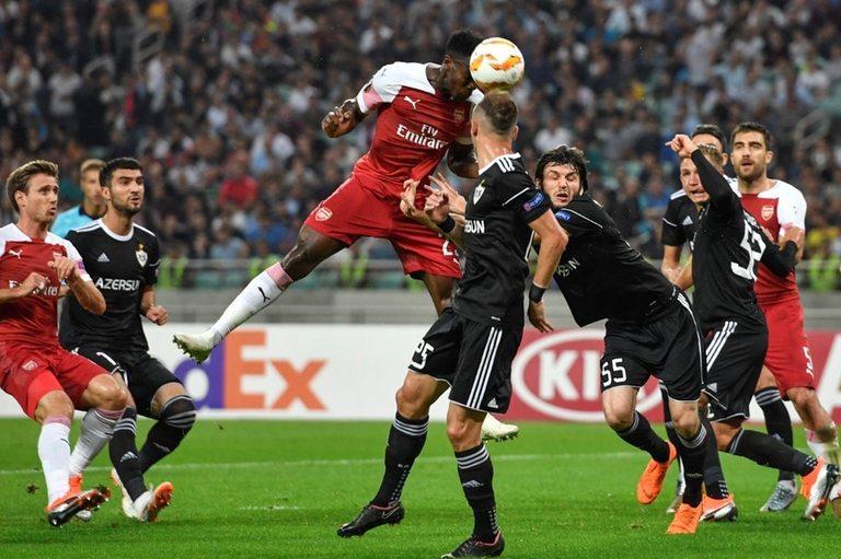 Футбол лига европы карабах боруссия