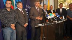 СДС се прегърна с Дилов, Софиянски и Бакърджиев