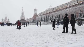 Русия със спад на новозаразени с коронавирус от ноември