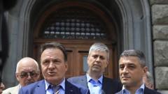 Коалицията на Виденов очаква подкрепа от социалистите на свободна практика