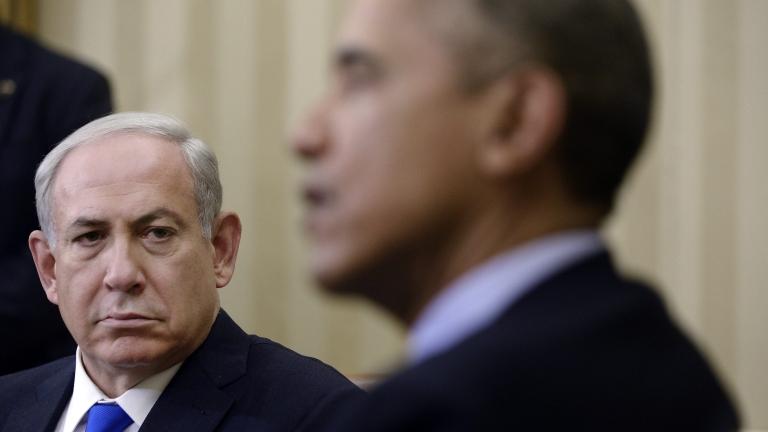 Нетаняху притеснен Обама да не се задейства срещу заселването на Западния бряг