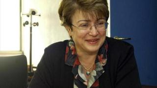 Кристалина Георгиева с чисто досие