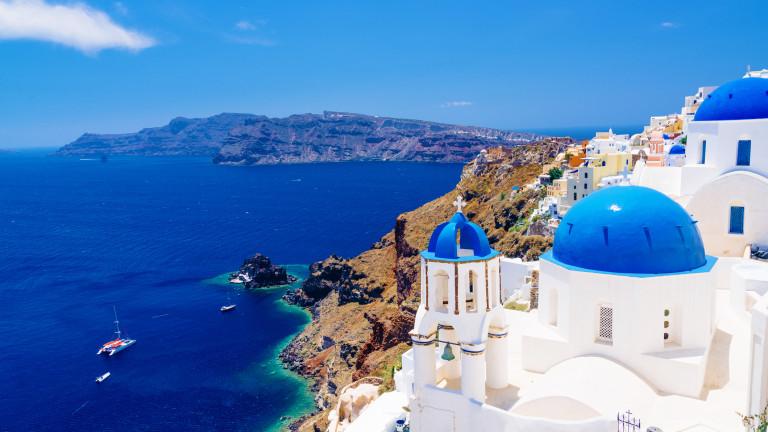 Туризмът в Гърция расте с двойно по-бърз темп от този в световен мащаб