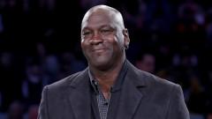 Майкъл Джордан дарява милиони