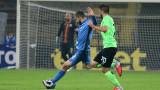Левски - Черно море 1:1, дежурен гол на Курьор
